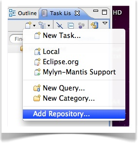 Add New Task Repository